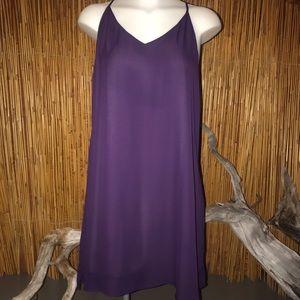 Tempted Sleeveless Slip Dress